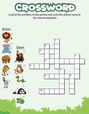 Crossword L1-1