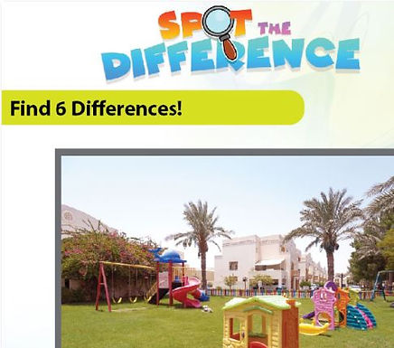 Spot the Difference L2-2