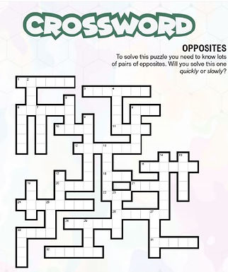 Crossword L2-2