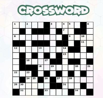 Crossword L2-1