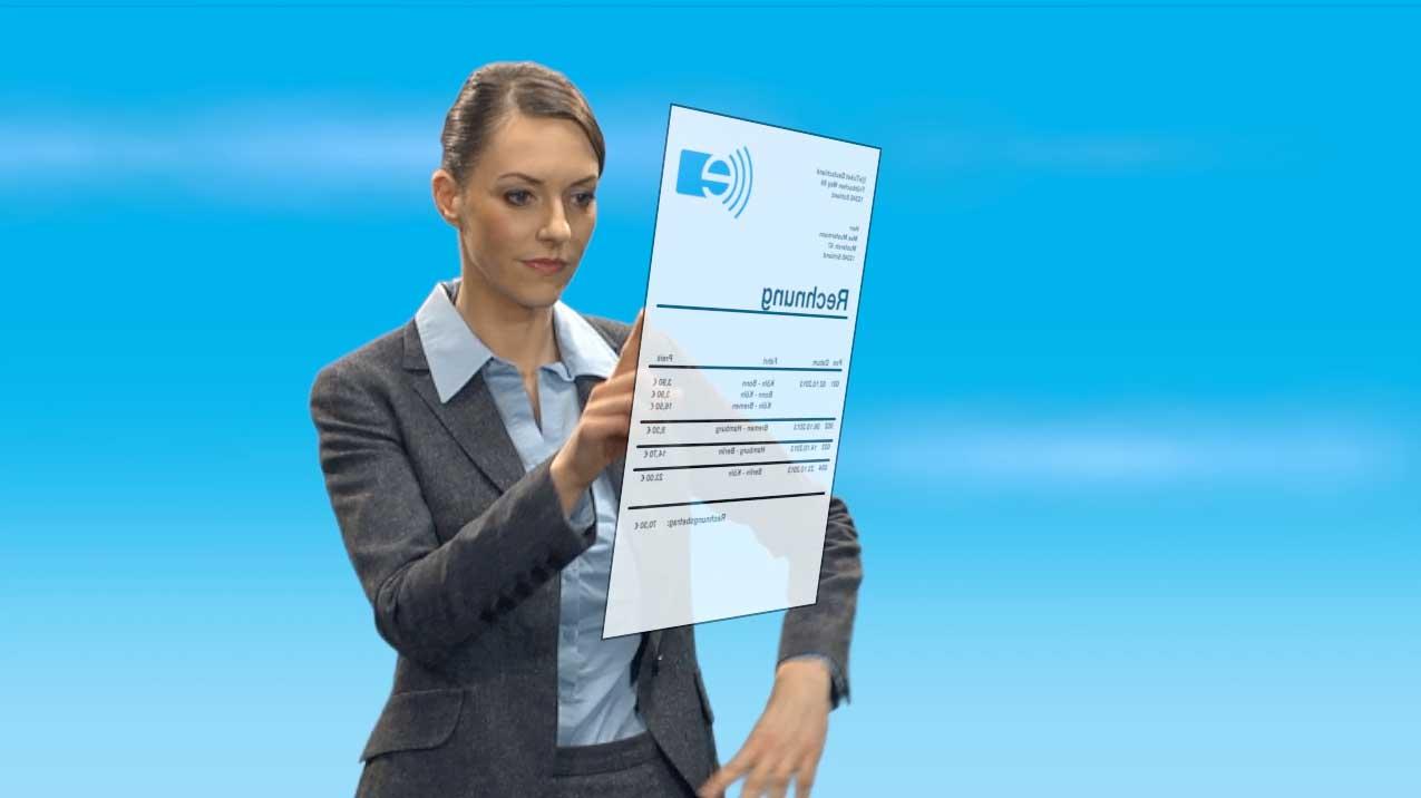 E-Ticket Deutschland