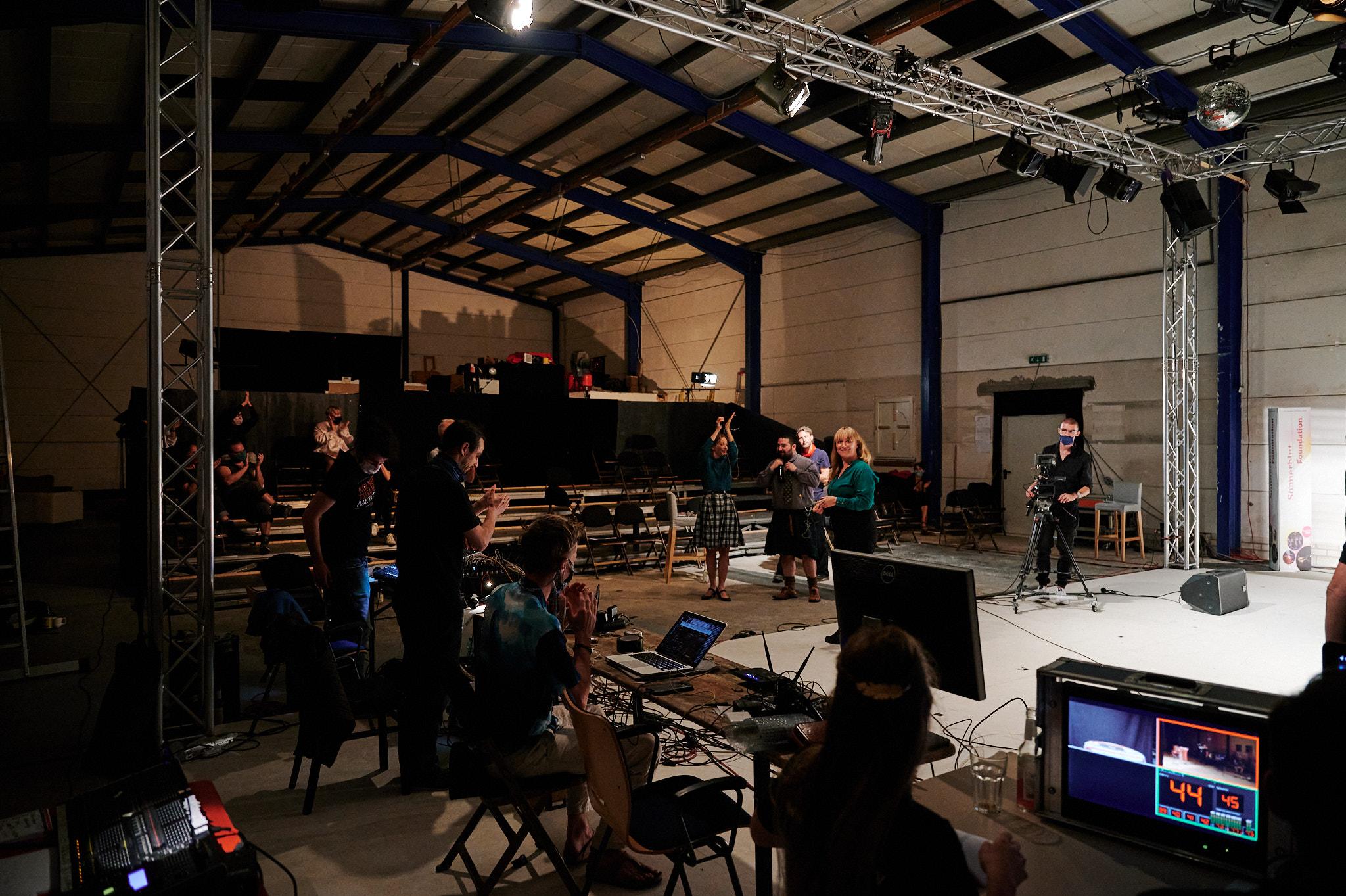 Livestreaming Kulturfestival