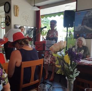 Ladies lunch in Nuenen
