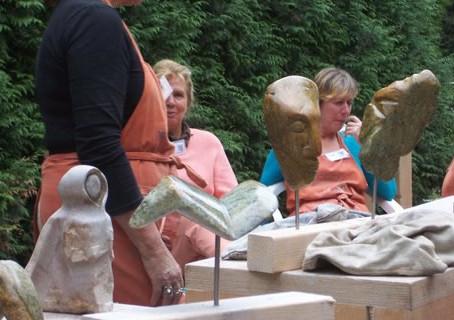Workshop beeldhouwen: