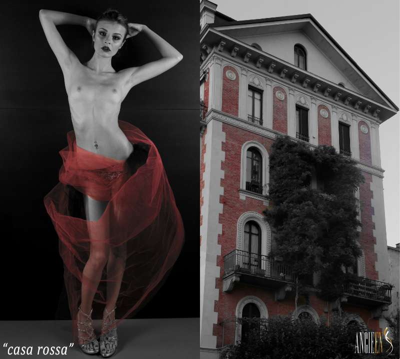 Casa Rossa - cso Castelfidardo 1