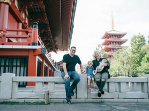TOKYO, JAPAN · FLYTOGAPHER PHOTO SHOOT
