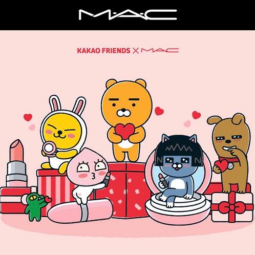 [ MAC x Kakao Friends ] 聯名唇膏禮包