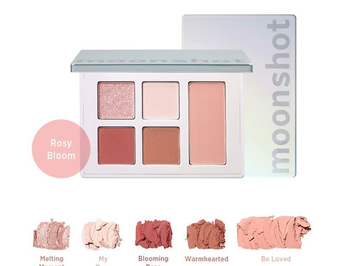 [Moonshot~29/1]   Pure Layered Rosy Palette