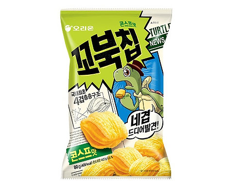 韓國烏龜栗米脆脆