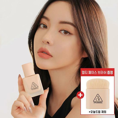 [3CE] Velvet Fit Foundation