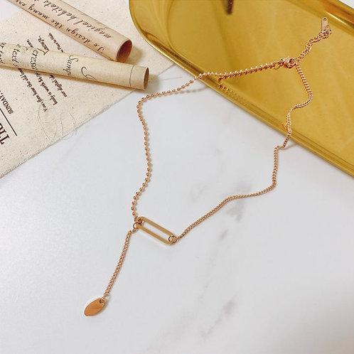 오링 RG01 Necklace
