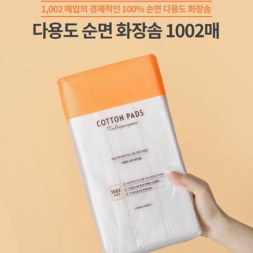 [EtudeHouse] 化妝棉1002片