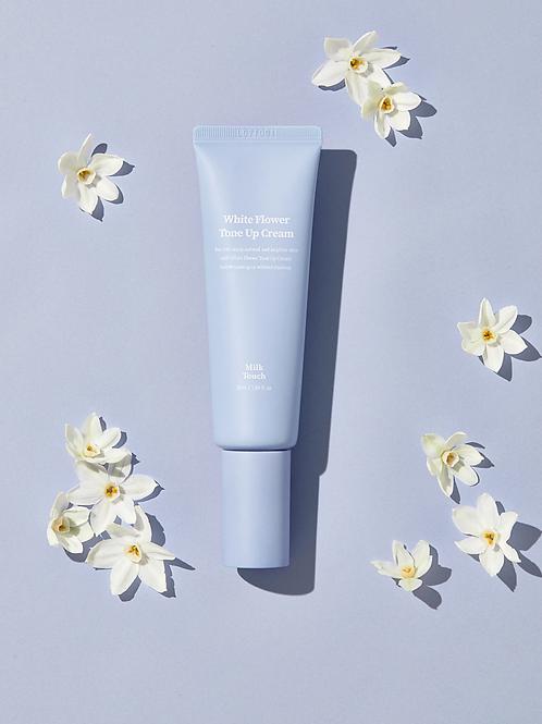 [Milk Touch] White Flower Tone Up Cream