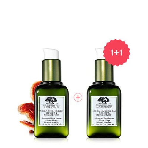 [ORIGINS] Mega-Mushroom Skin Relief Advanced Face Serum 靈芝菇菌精華