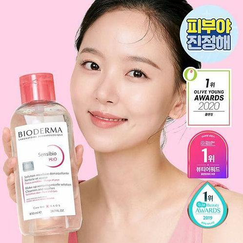 [BIODERMA] H2O 深層卸妝潔膚水 850ML SENSIBIO H2O