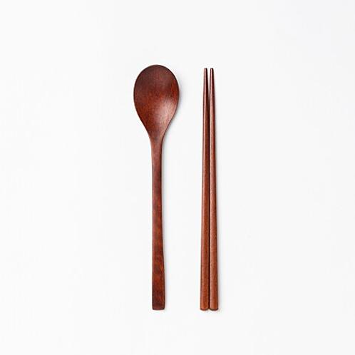 [JAJU] 木製餐具套裝 (成人/小童)