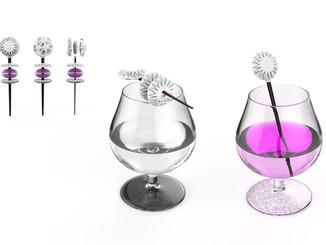 3D Printed Cocktail