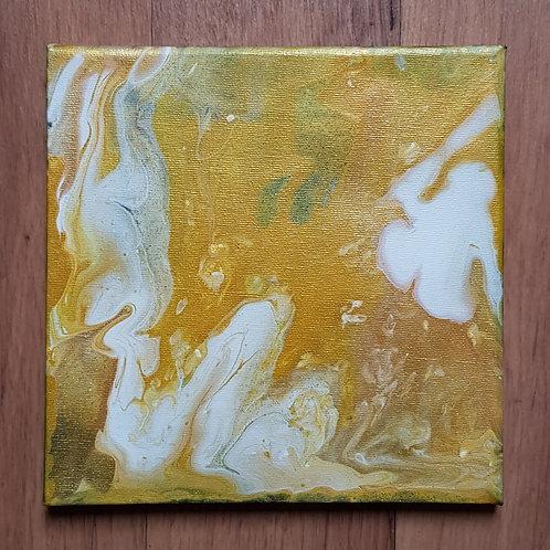 """Bild """"Golden Flow"""""""