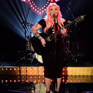 ELLE KING | THE GRAHAM NORTON SHOW