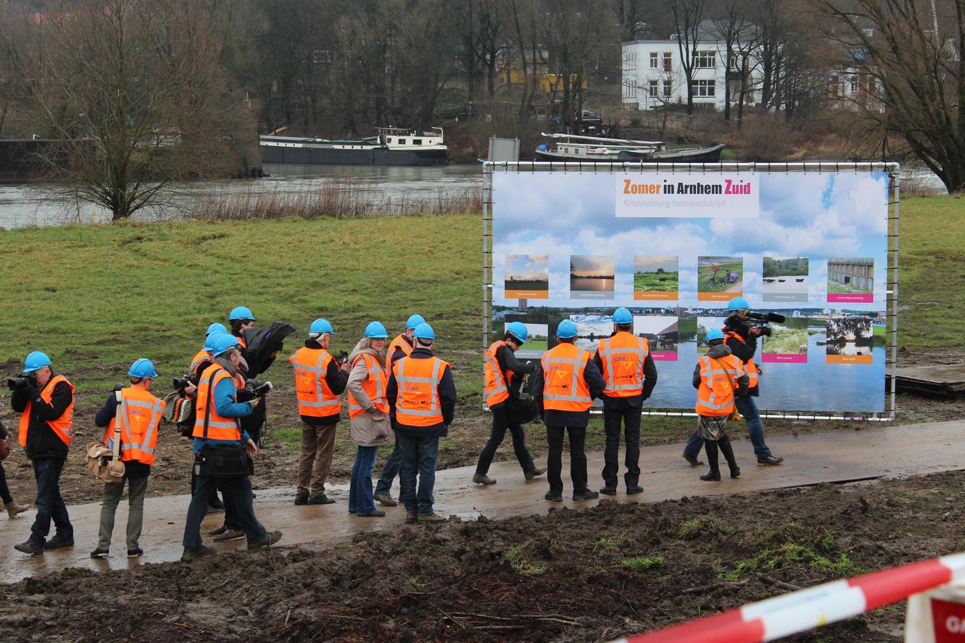 Gemeente Arnhem en Rijkswaterstaat