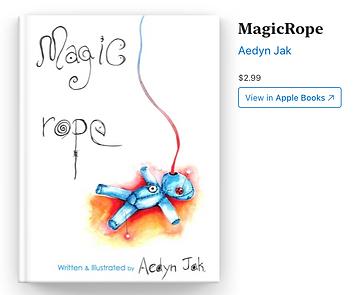 Magic Rope (Digital Download)
