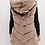 Thumbnail: Brezrokavnik s kapuco Puff