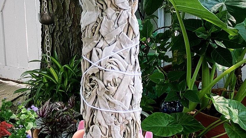 White Sage Smuding Sticks