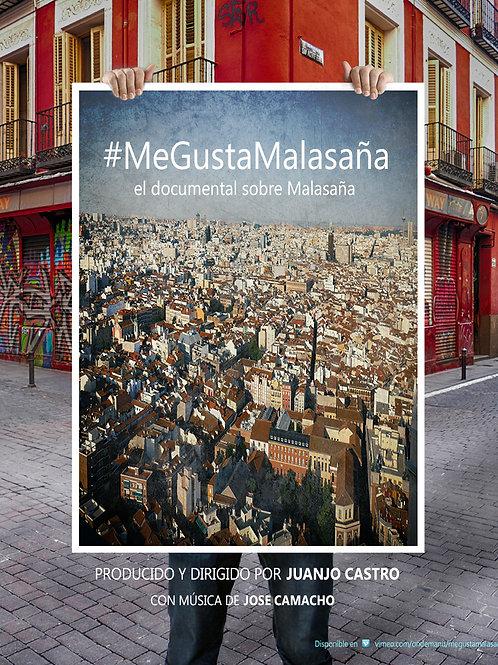 #MeGustamalasaña DVD de juanjo castro