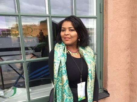 Reem Abbas, Journalist
