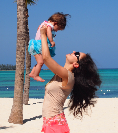How I 'Leaned in' for Myself and My Daughter