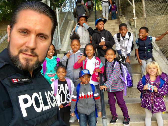 How the Toronto police harness social media for community engagement