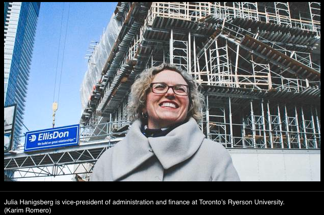 Five Key Leadership Skills I Learned from Ryerson VP Julia Hanigsberg | Read My Article in the Globe