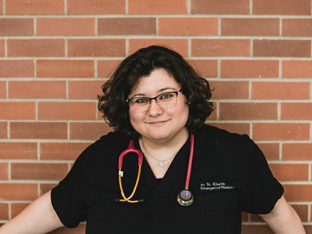 Dr. Nour Khatib, ER Physician