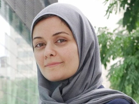 Sara Asalya, Advocate for Newcomers