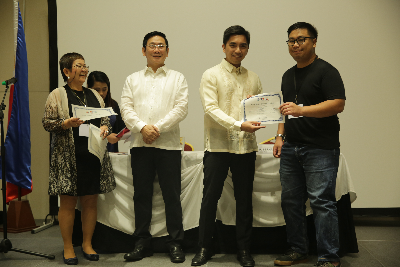 Hotline 8888 Award