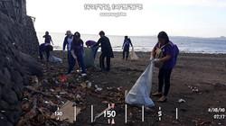 It's Bataan's turn to have DENR Tarlac's clean-up warriors at Cabcaben, Mariveles, Bataan.