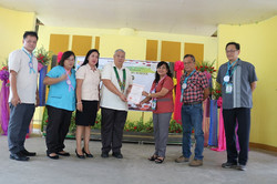Awarding of Special Patent