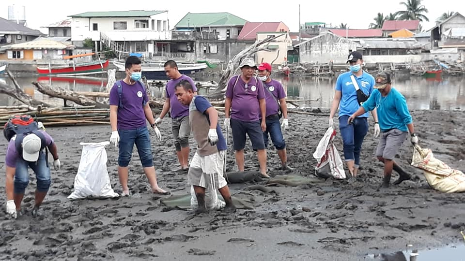 Clean Up Activity