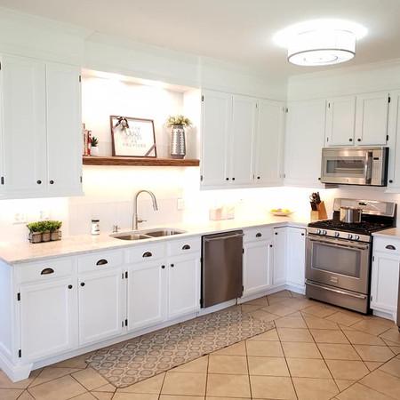 Kitchen Refinish