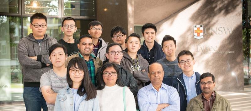 OPV research team