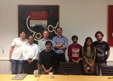 OPV group meeting
