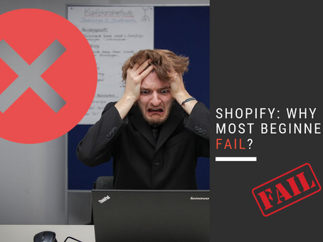 Understanding Why Most Shopify Stores Fail