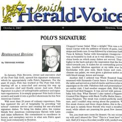 10/04/07 Jewish Herald Voice