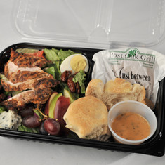 Warm Grilled Chicken Salad