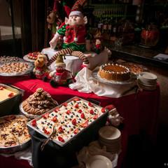 Holiday Dessert Buffet