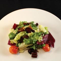Mixed Greens & Roasted Tomato Salad