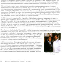 2006 America's Small Business Development Network