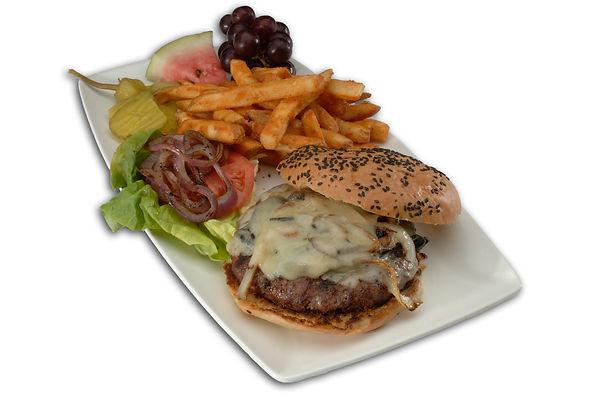Post Oak De Luxe Burger