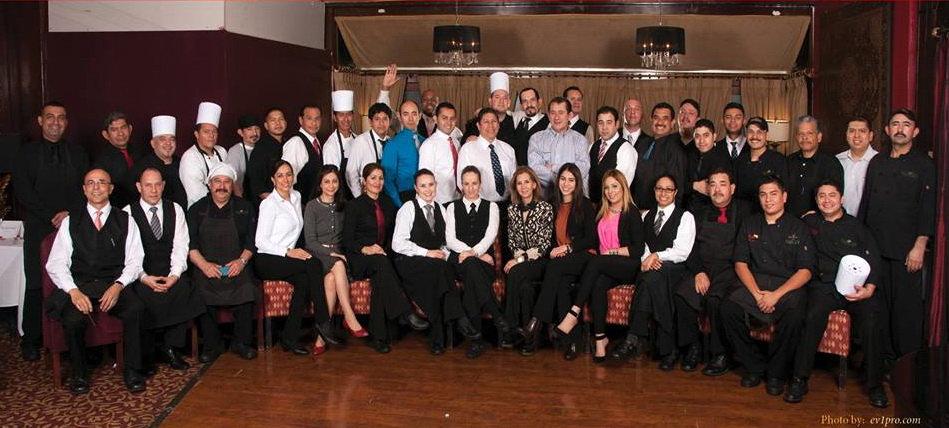 Post Oak Grill Staff
