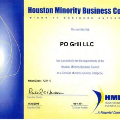 09/30/09 Houston Minority Business Council